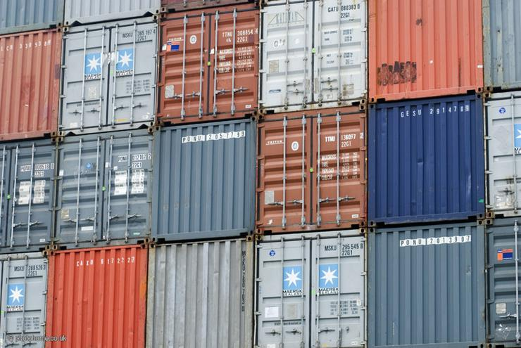 Image of containers