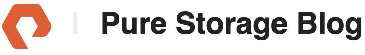 Pure Storage Blog
