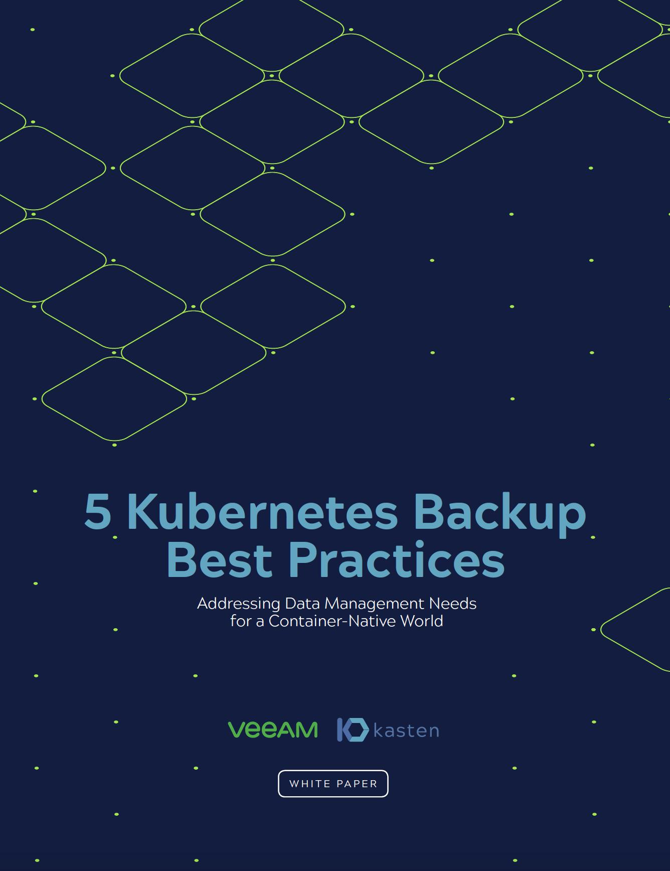 5-Kubernetes-Backup