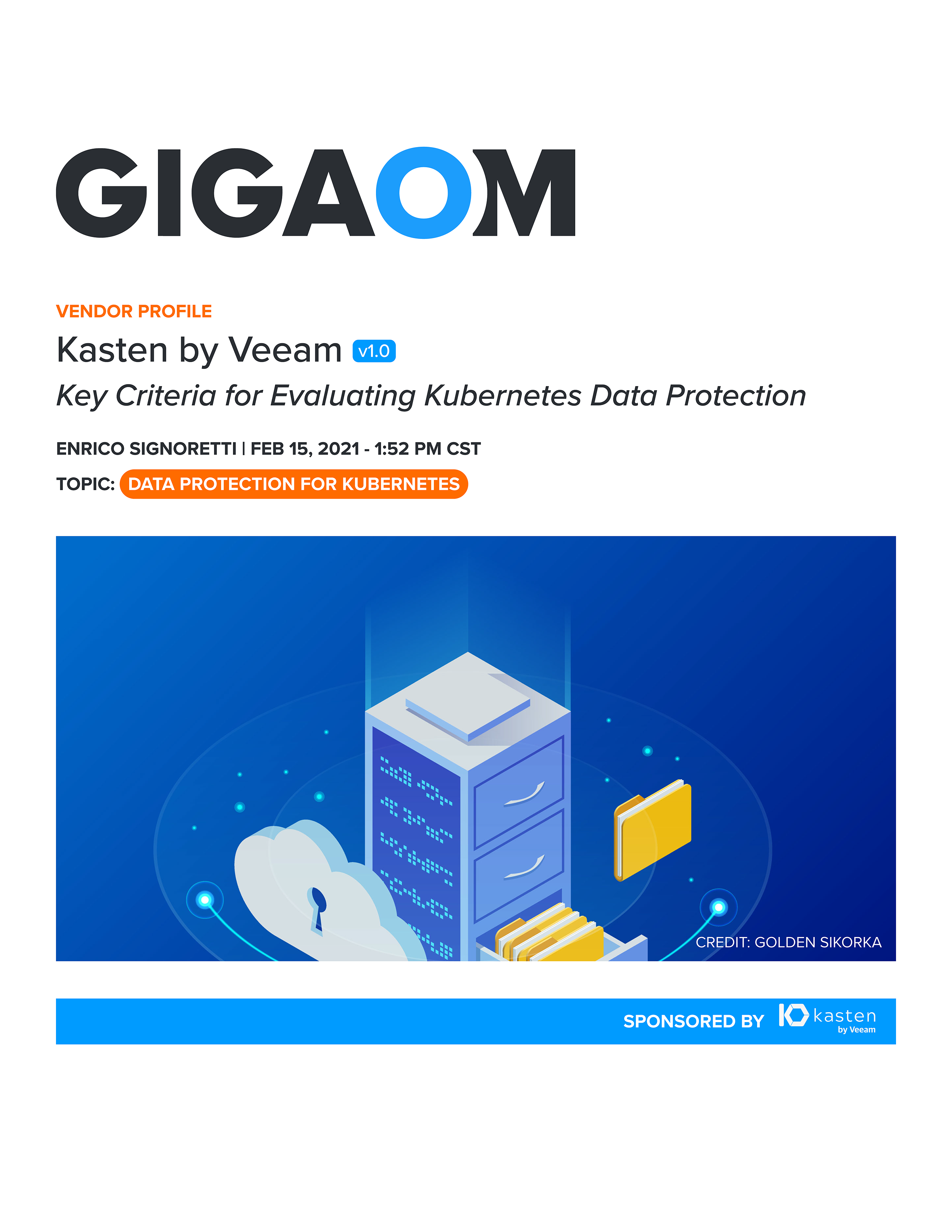 GigaOm-Kasten-KubernetesDataProtection