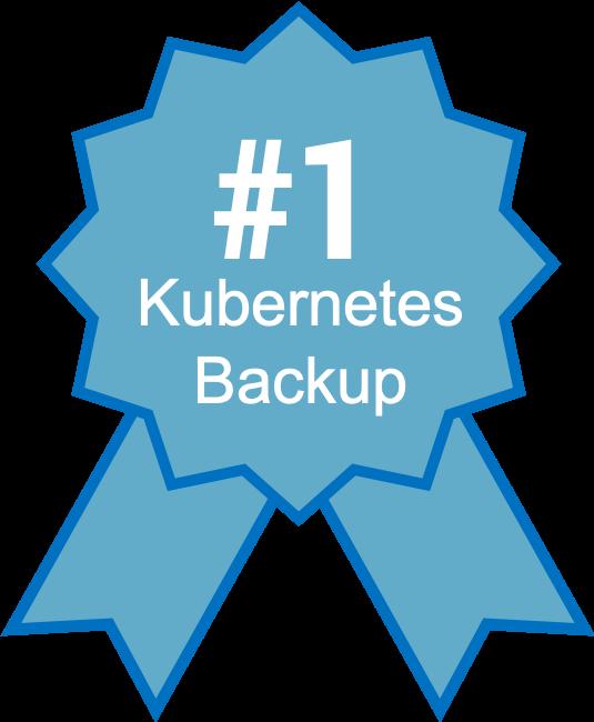 Number One Kubernetes Backup