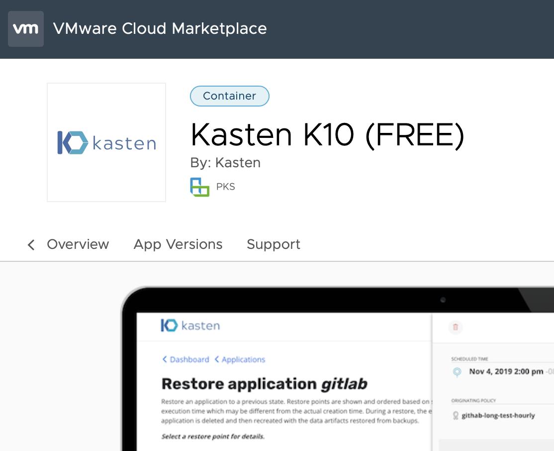 VMware-cloud-marketplace