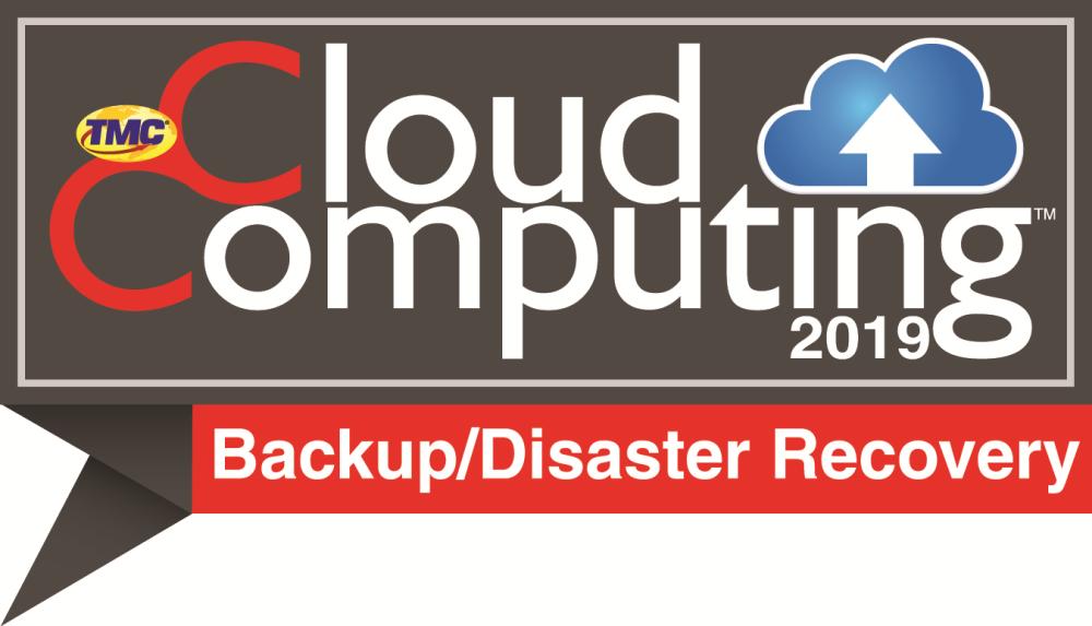 cloud computing award logo